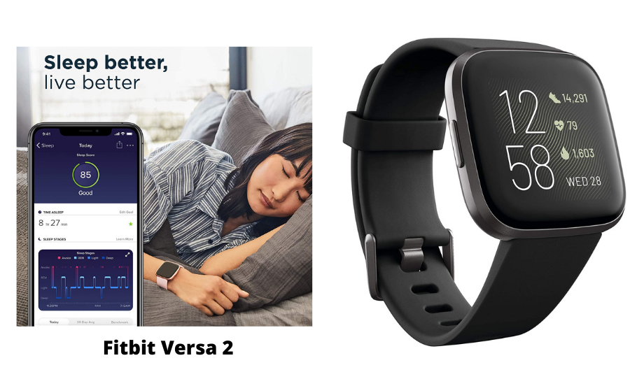best-tracking-device Fitbit Versa 2
