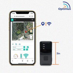 OPTIMUS 2.0 Tracker