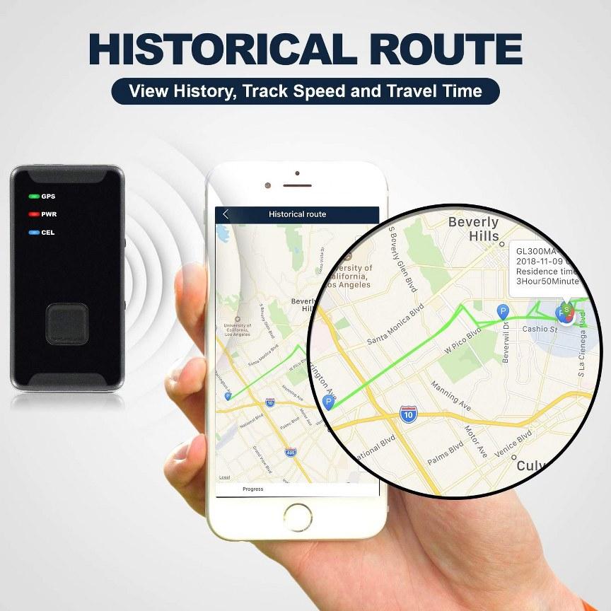 Primetracker GPS