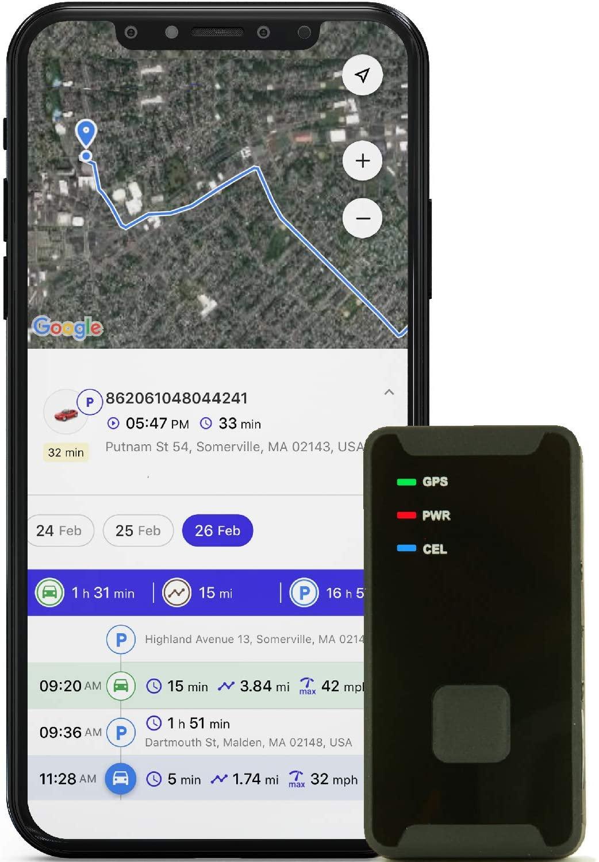 Primetracking GPS Tracker