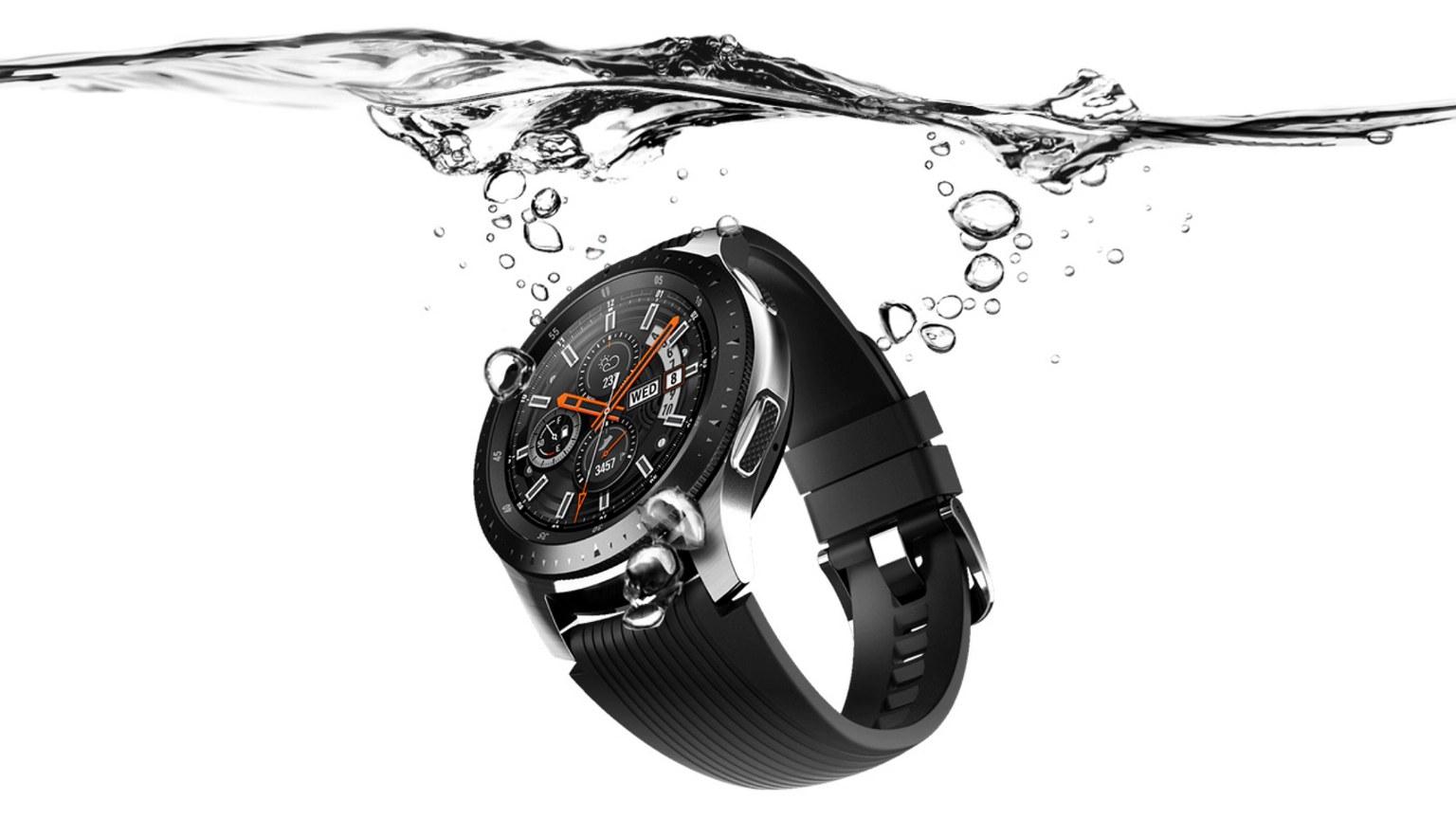 Samsung Waterproof Features