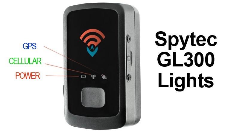 Spytec GL300 GPS