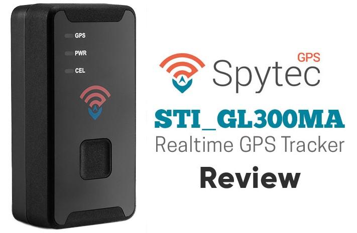 Spytec GL300 Tracker Review