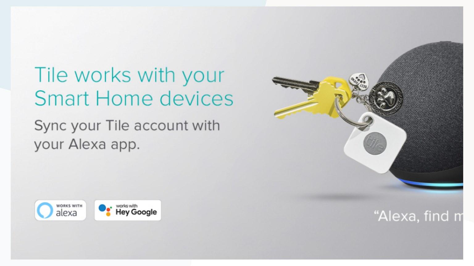 Tile Mate Smart Tracker