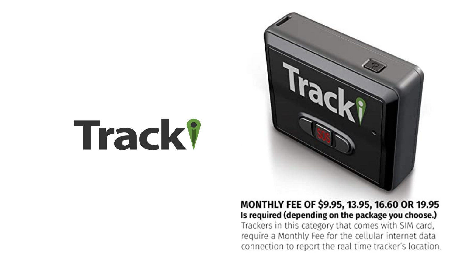 Tracki Monthly Charge