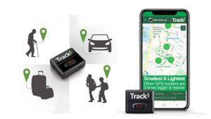 Tracki Real-time Tracker