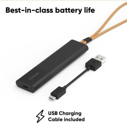 Invoxia Battery Life