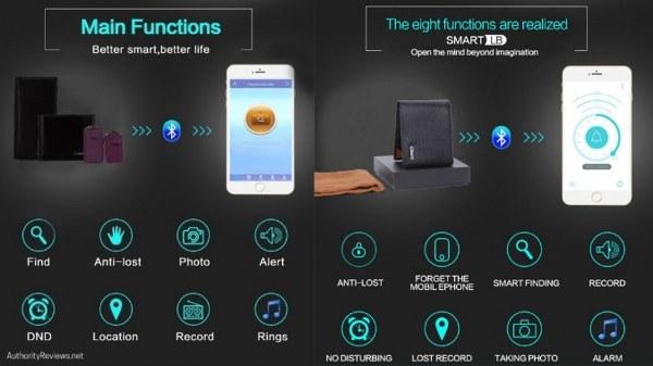 LB Smart Wallet Functions