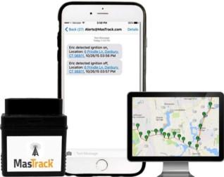 MasTrack Car GPS