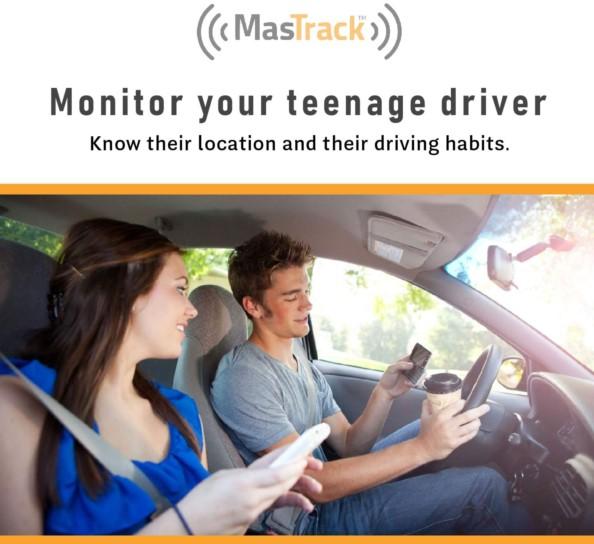 MasTrack Car Monitor
