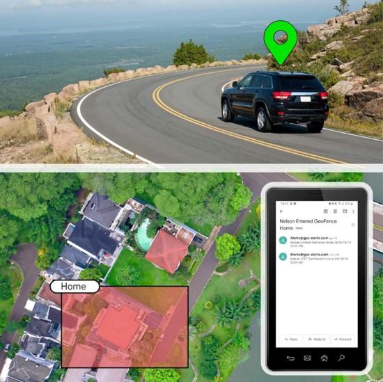 MasTrack GPS Car