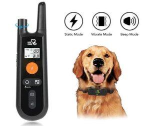 Dog Training Collar Tracker