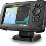 Lowrance Hook Fish Tracker