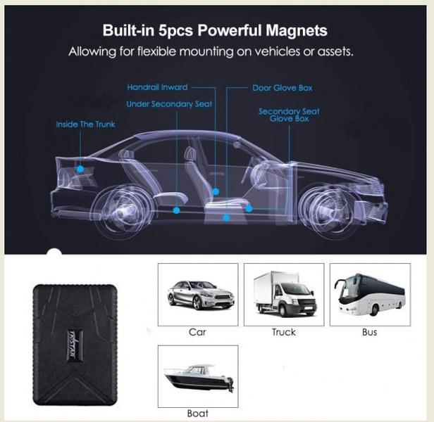TK Star Powerful Magnet
