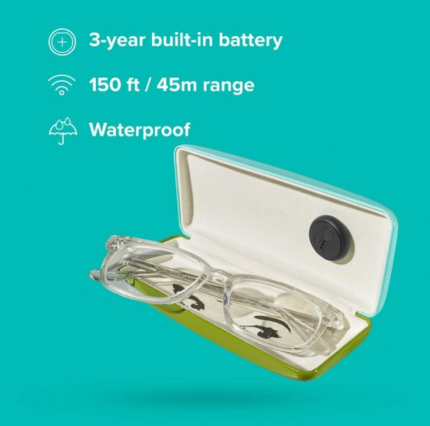 Tile Sticker Battery